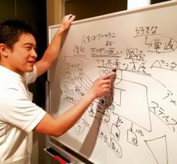長谷川先生プレゼント画像